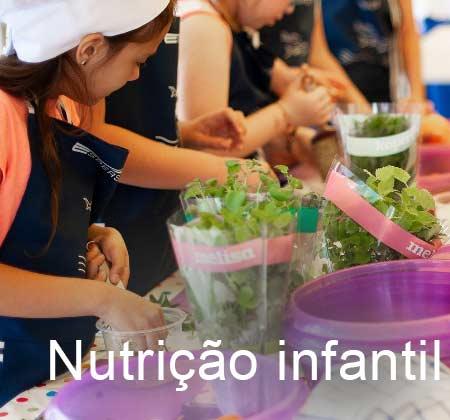 Consulta de nutrição infantil