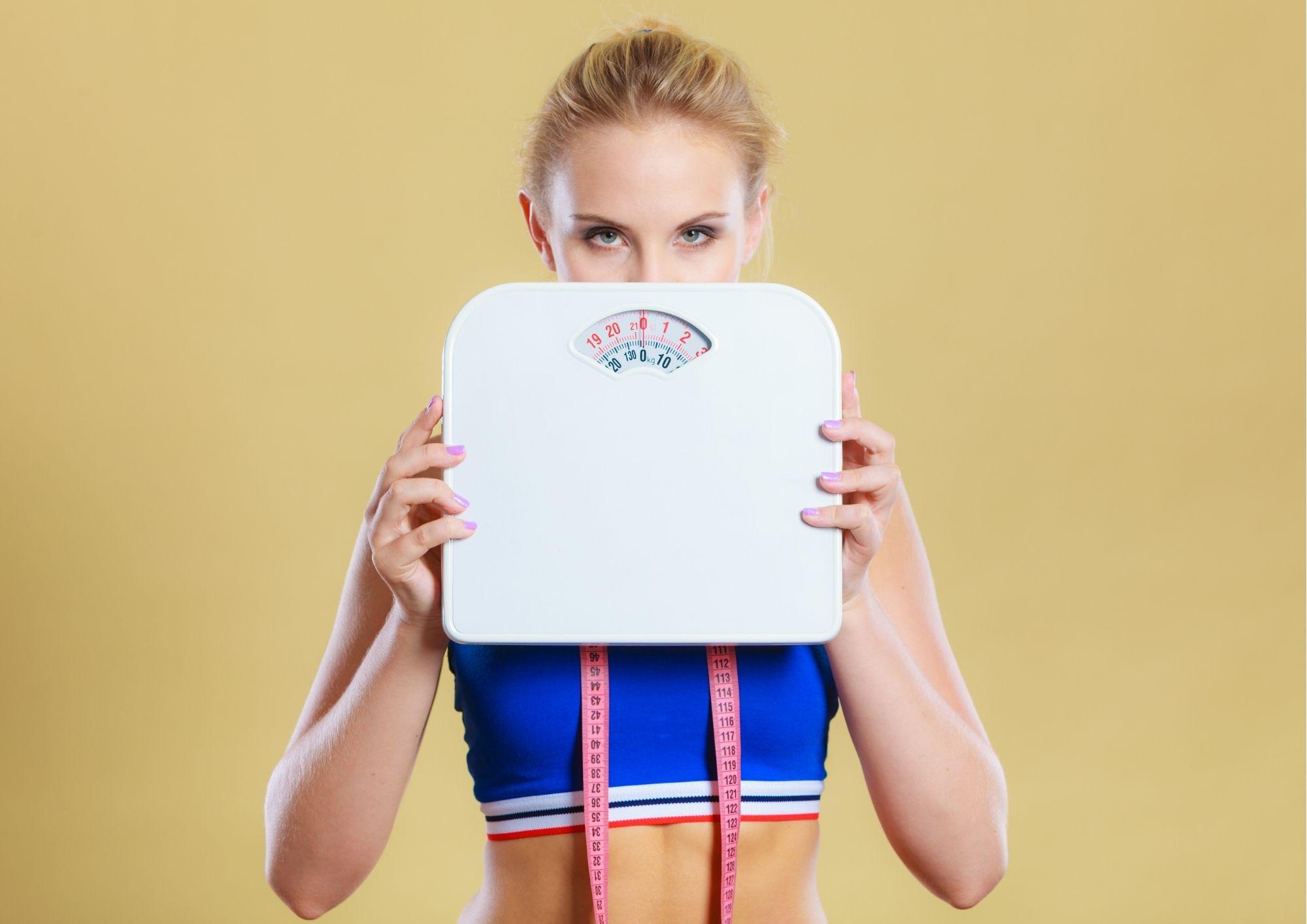 Perda de peso ou composição corporal?