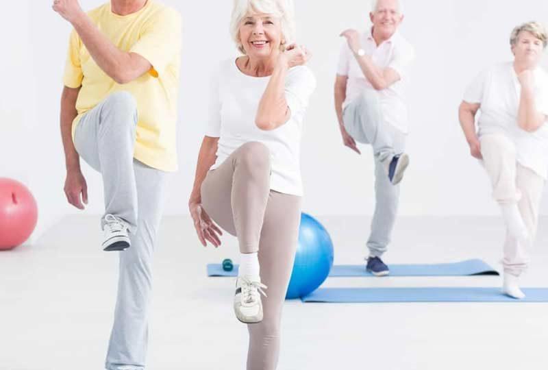 Fisioterapia Geriátrica para um envelhecimento saudável e ativo
