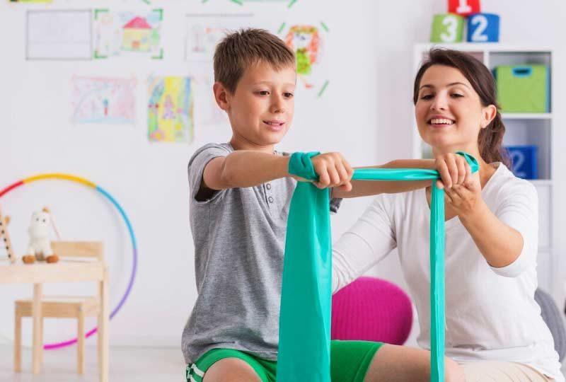 Fisioterapia em Pediatria