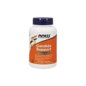 Candida Support 90 cápsulas vegetais - Now